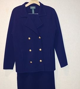 Ralph Lauren Vintage Sweater Suit